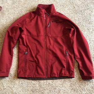 Men's Columbia rust colored size medium jacket